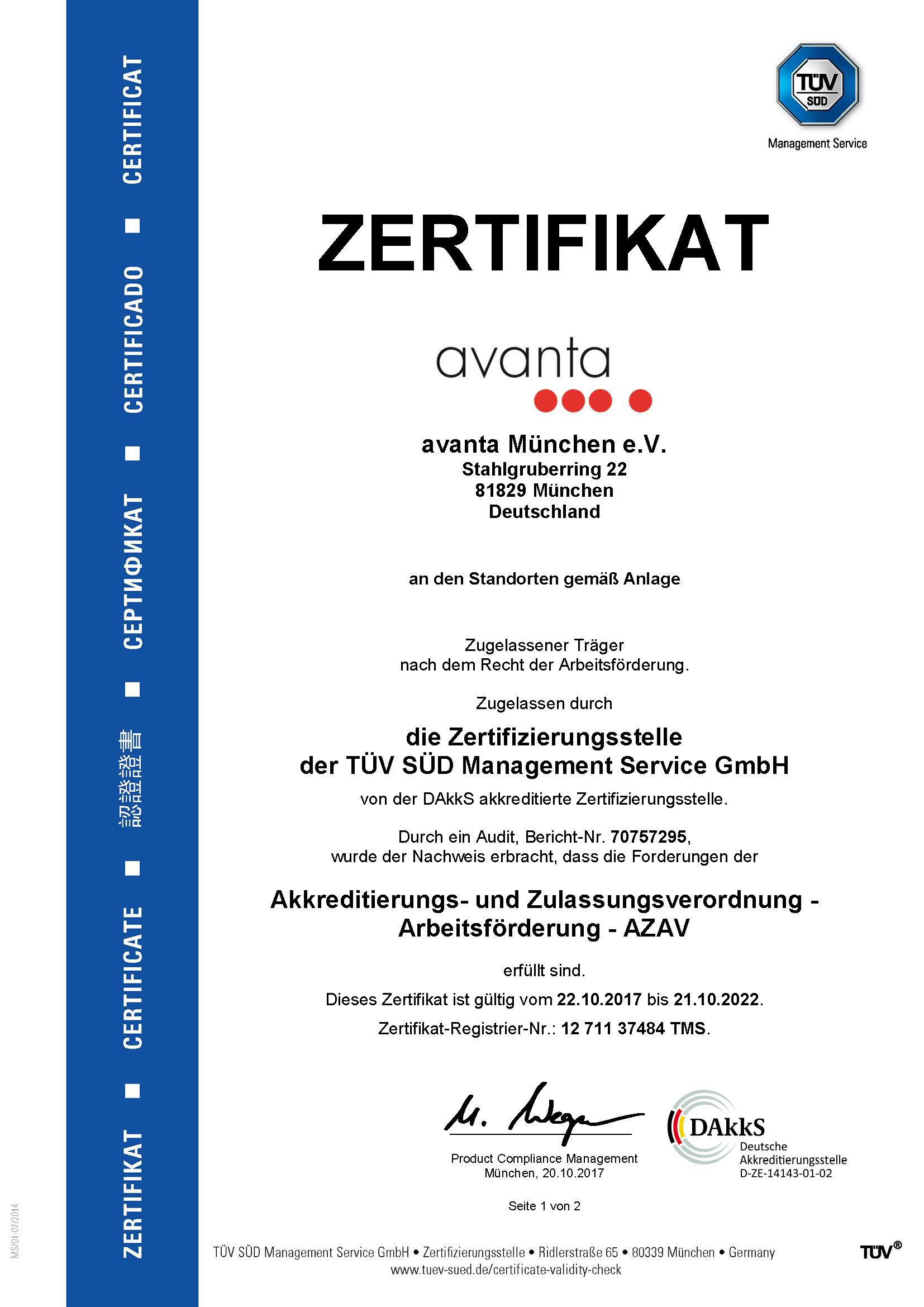 TÜV_Zertifikat_AZAV_10-2017_Seite_1